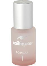 NAILTIQUES - Nailtiques NagelProtein Formel 1 (15ml) - BASE & TOP COAT