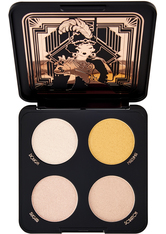 LaSplash Highlighter Golden Gatsby Highlight Palette Highlighter 11.0 g