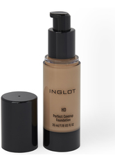 Inglot HD Perfect Coverup Foundation 35ml (Various Shades) - 75