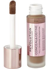 Makeup Revolution - Foundation - Conceal & Define Foundation F13.5