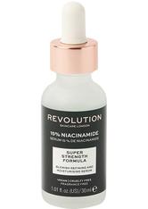 Revolution Skincare Gesichtsserum 15% Niacinamide Super Serum Anti-Aging Pflege 30.0 ml