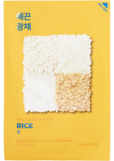 Holika Holika - Gesichtsmaske - Pure Essence Mask Sheet - Rice