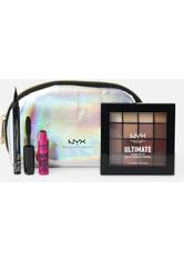 NYX PROFESSIONAL MAKEUP - NYX Professional Makeup Diamonds & Ice Please Nude Diamond Eye Giftset - MAKEUP SETS