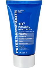 Peter Thomas Roth Pflege Glycolic 10% Glycolic Solutions Moisturizer 63 ml