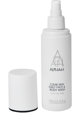 Clear Skin Daily Face And Body Wash