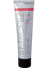St.Tropez Selbstbräunungslotion »Instant Tan Face & Body Lotion Light/Medium«, Sofortige, abwaschbare Bräune