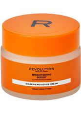 Revolution Skincare Gesichtscreme & Lotion Brightening Boost Cream mit Ginseng Gesichtscreme 50.0 ml