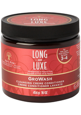 AS I AM - As I Am Long and Luxe Gro Wash Conditioner 454g - Conditioner & Kur