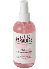 Isle of Paradise Selbstbräuner Prep It Self-Tan Priming Spray Selbstbräuner 200.0 ml