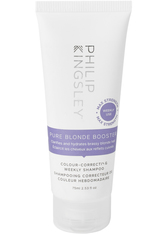 Pure Blonde Booster ColourCorrecting Weekly Shampoo Pure Blonde Booster ColourCorrecting Weekly Shampoo