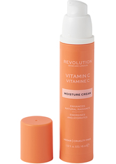 Revolution Skincare Gesichtscreme & Lotion Vitamin C Moisturiser Gesichtscreme 45.0 ml