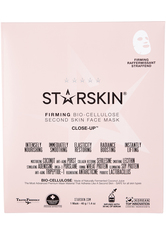 STARSKIN - Close Up Firming Bio Cellulose Second Skin Face Mask - TUCHMASKEN