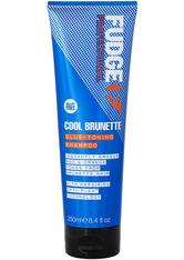 Fudge Haarpflege Cool Brunette Blue-Toning Shampoo Haarshampoo 250.0 ml
