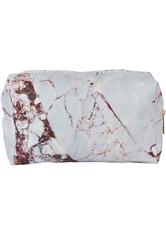 COCONUT LANE - Make Up Bag Rose Gold Marble - KOSMETIKTASCHEN & KOFFER