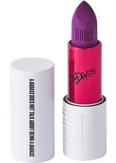 UOMA BEAUTY - BadAss Icon Matte Lipstick - Chaka - LIPPENSTIFT