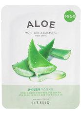 The Fresh Mask Sheet Aloe - IT'S SKIN