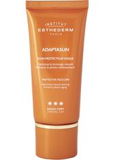 Institut Esthederm Adaptasun Protective Tanning Care Face Cream - Strong Sun 50ml