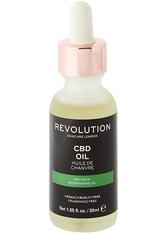 Revolution - Gesichtsöl - Skincare CBD Oil