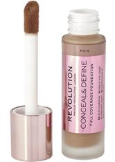 Makeup Revolution - Foundation - Conceal & Define Foundation F12.5