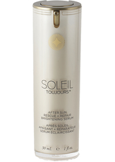 Soleil Toujours Sonnenpflege After Sun Rescue + Repair Brightening Serum After Sun Pflege 30.0 ml