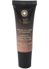 Soleil Toujours Sonnenpflege Hydra Volume Lip Masque SPF 15 Lippenpflege 10.0 ml