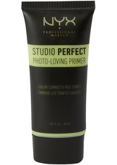 NYX Professional Makeup Studio Perfect Photo-Loving Anti-Redness Primer  30 ml Nr. 02 - green