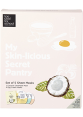 TOO COOL FOR SCHOOL - Too Cool For School My Skin-Licious Secret Pantry 110g - CREMEMASKEN
