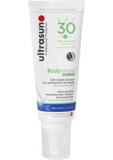 UltraSun Body Mineral SPF 50 100 ml Gesichtsemulsion