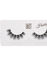 SOSU BY SUZANNE JACKSON - Hailey 3D Fibre Luxury Lashes - FALSCHE WIMPERN & WIMPERNKLEBER