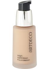 Artdeco Make-up Gesicht High Definition Foundation Nr. 11 Medium Honey Beige 30 ml