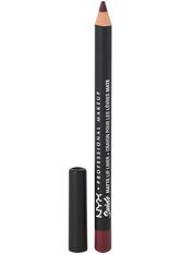 NYX PROFESSIONAL MAKEUP - NYX Professional Makeup Soft Matte Metallic Lip Cream (verschiedene Farbtöne) - Copenhagen - LIPLINER