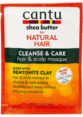 Cleanse & Care Hair & Scalp Masque with Bentonite Clay