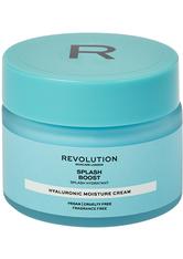 Splash Boost Moisture Cream with Hyaluronic Acid