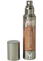 BPerfect x Mars The Label  Persian Gold Face and Body Glow Taláyi