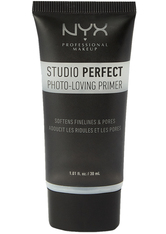 NYX Professional Makeup Studio Perfect Photo-Loving Primer  30 ml Nr. 01 - Clear