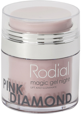 RODIAL - Rodial Pink Diamond Magic Gel Night Nachtcreme  50 ml - NACHTPFLEGE