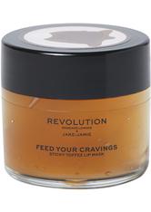 Revolution Skincare Sticky Toffee Pudding Lip Mask Lippenpflege 15.0 ml