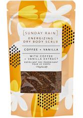 Coffee + Vanilla Dry Body Scrub