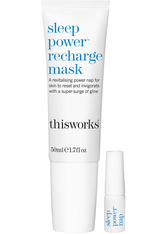 This Works Schlaf Power Recharge Mask Maske 50.0 ml