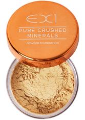 EX1 Cosmetics Pure Crushed Mineral Puder Foundation 8gr (verschiedene Nuancen) - 5.0