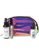 NYX PROFESSIONAL MAKEUP - NYX Professional Makeup Diamonds & Ice Please Glowned Up Glowy Giftset - MAKEUP SETS