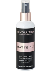 MAKEUP REVOLUTION - Makeup Revolution - Fixierspray - Pro Fix - Oil Control Fixing Spray - 100ML - FIXIERUNG