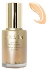 STILA - Aqua Glow Serum Foundation  - Light Medium - FOUNDATION