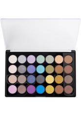 BH COSMETICS - Foil Eyes 28 Color Eyeshadow  Foil Eyes Palette - LIDSCHATTEN