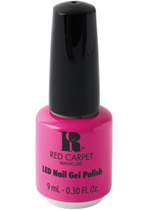 RED CARPET - Red Carpet Manicure Brightest Of Them All LED Gel Polish 9ml - GEL & STRIPLACK