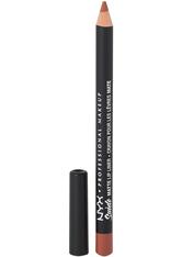 NYX Professional Makeup Suede Matte Lip Liner (Various Shades) - Free Spirit