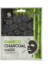 G9 SKIN - Bamboo Charcoal Mask - TUCHMASKEN