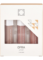 OFRA - The Nudes Lip Set - LIQUID LIPSTICK