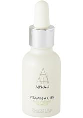 ALPHA-H Vitamin Serum Vitamin A Gesichtsserum 25 ml
