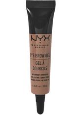 NYX PROFESSIONAL MAKEUP - NYX Professional Makeup Eyebrow Gel Augenbrauengel  10 ml Nr. 02 - Chocolate - AUGENBRAUEN